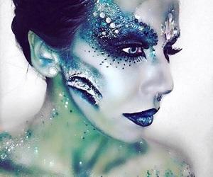 halloween makeup image