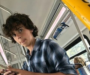 jack dylan grazer, it, and Stephen King image