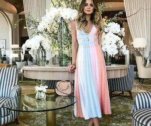 candy color, fashion, and dress image