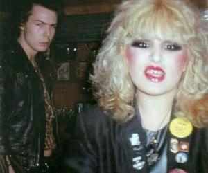 sid vicious, Nancy Spungen, and punk image