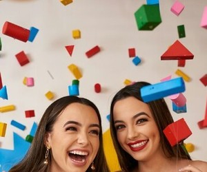 twins, youtube, and merrell twins image