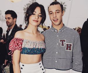 camila cabello and cameron dallas image