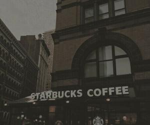 coffee, starbucks, and theme image
