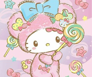 1000 Images About Hello Kitty Wallpaper On We Heart It