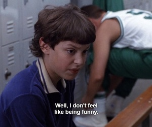 freaks and geeks, funny, and gym image