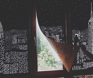 curtains, art, and decor image