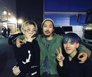 kpop, tiger jk, and khiphop image