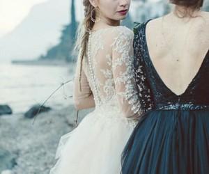 girl, woman, and beautiful image