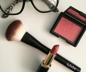 nars cosmetic, loreal paris, and loreal lipstick image