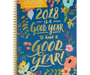 journal and 2018 image