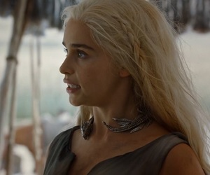 got, game of thrones, and daenerys targaryen image