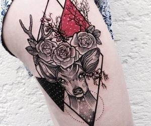 tattoo and girls image