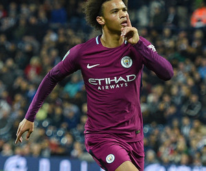 boys, football, and leroy sané image