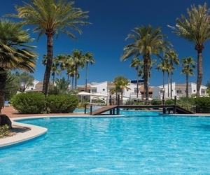beach hotels and garden hotels image