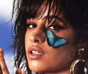 camila cabello, butterfly, and camila image