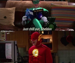 big bang theory, funny, and quote image