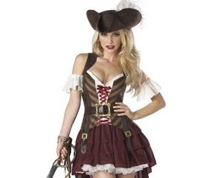 costume, pirate, and sexy image