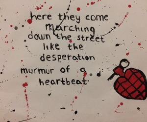 band, desperation, and green day image