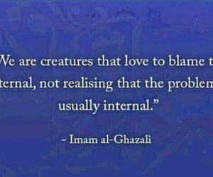 blame, quotes, and love image