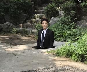 kimjaejoong and manhole feel so good image