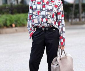fashion, bts, and taehyung image