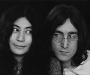 article, beatles, and yoko image