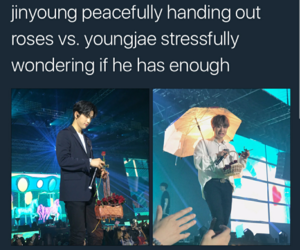 jinyoung and youngjae image