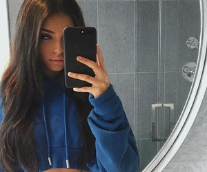 madison beer, madison, and beauty image