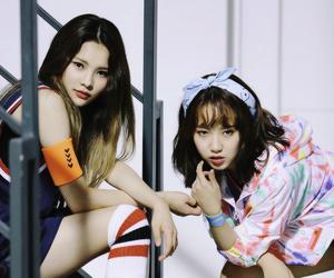 kpop, rina, and i.o.i image
