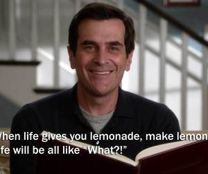 modern family, quotes, and funny image
