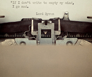 quote, Lord Byron, and text image