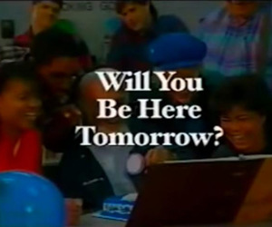 old, tomorrow, and vhs image