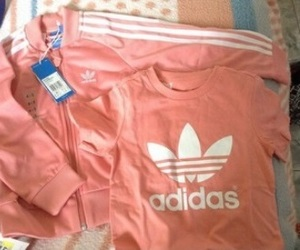 adidas, aesthetic, and peach image