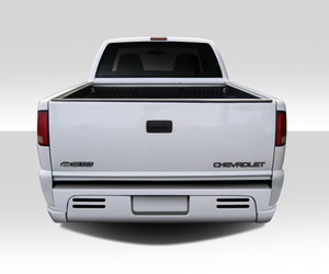 chevrolet, chevy truck bumper, and s10 bumpers image