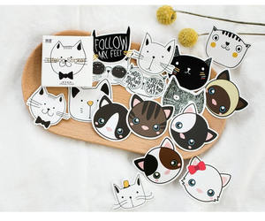 i love cats, scrapbook, and white cat image