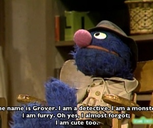 grover and sesame street image