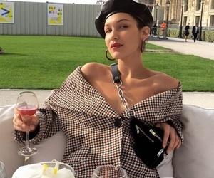 bella, dior, and fashion image