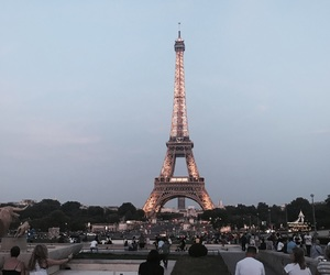 city, world, and tower eiffel image