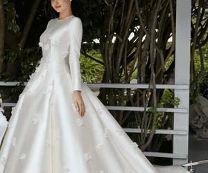 dior, dress, and miranda kerr image