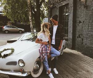 boy, boyfriend, and car image