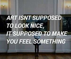 art, grunge, and quotes image