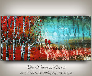etsy, hand made, and paintings image