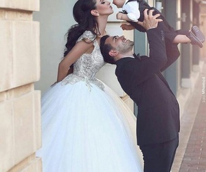 family, wedding, and goals image