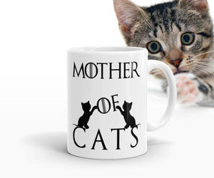 etsy, cat mom, and cat lover gift image