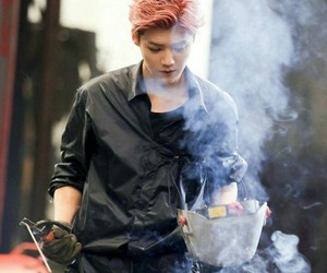 luhan, kpop, and Chen image