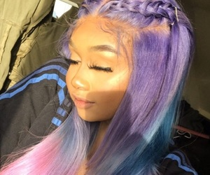 purple and unicorn image