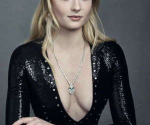 beautiful, sophie turner, and blonde image