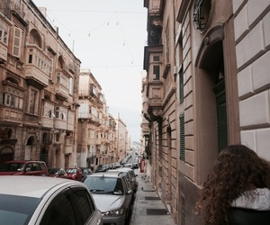 city, malta, and travel image