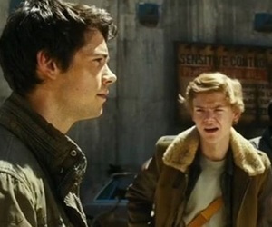 dylan, thomas, and the death cure image