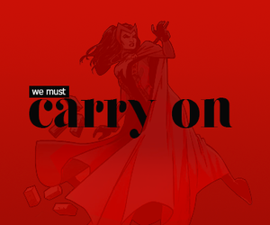 Marvel, wanda maximoff, and scarlet witch image